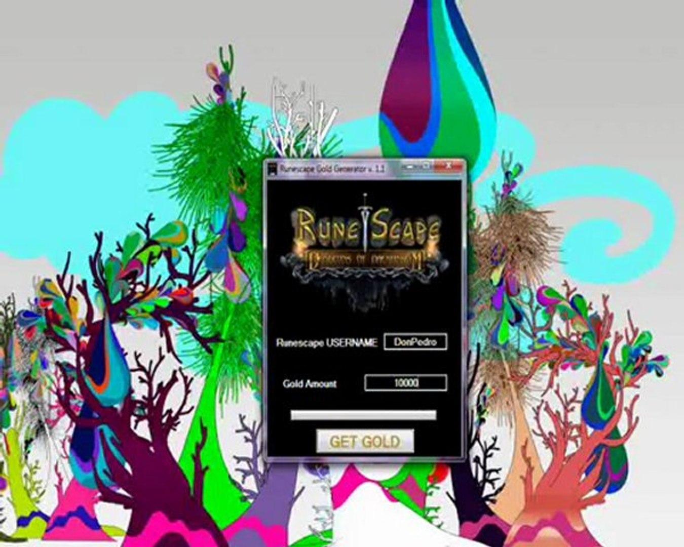 Runescape Gold Generator No Survey