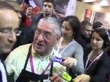 SIA 2012 : Fin d'une journée marathon pour François Hollande