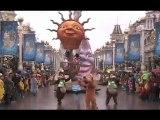 Disneyland Paris : Disney's Once Upon A Dream Parade
