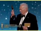 The 84th Annual Academy Awards: Christopher Plummer's Acceptance Speech (February 26, 2012)
