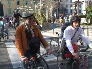 Violences policières à Nice - Carnaval indépendant - 26 février 2012