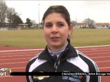 Visages du Sport : Clémence Rideau - Cross Demi Fond