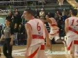 Basket N1M : Challans - Orchies (83 à 75)
