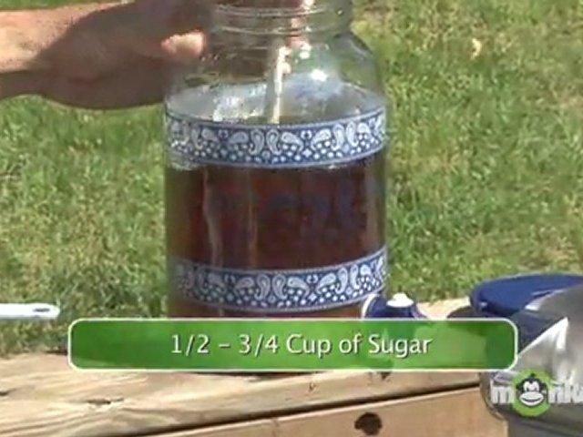 Carolina Sweet Tea Tickles Taste Buds