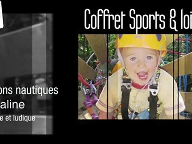 Coffret Sports & Loisirs en Morbihan