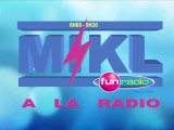 Mikl à la radio c'est ça (février 2012) - Fun Radio Belgique