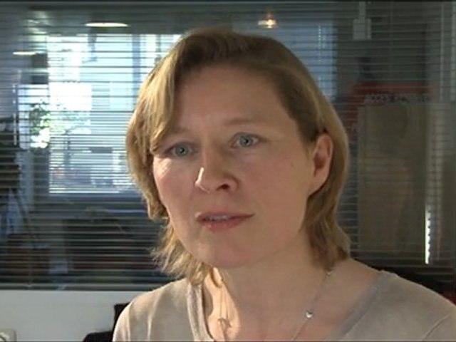 Interview d'Angélique Bouin, journaliste pour France Inter