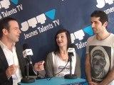 Alice Marc and the Noband sur Jeunes Talents TV - Interview du 21.02.2012