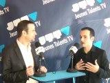 Fabien Olicard sur Jeunes Talents TV - Interview du 22 février 2012