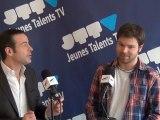 Thomas Sommer sur Jeunes Talents TV - Interview du lundi 27 février 2012