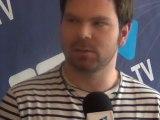 Thomas Sommer sur Jeunes Talents TV - Interview du mardi 28 février 2012