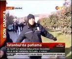 Βόμβα στην Κωνσταντινούπολη