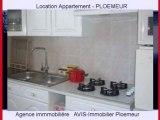 Location Appartement PLOEMEUR 56270 - 64 m2