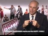 Gabriele Salvatores in Happy Family - Video Intervista su Primissima.it