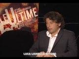 Gianmarco Tognazzi Claudio Fragasso in Le ultime 56 ore - Video Intervista su Primissima.it