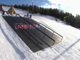 TTR Tricks - Jamie Anderson 2nd in Slopestyle at World Snowboarding Championships