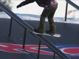 TTR Tricks - Spencer O'Brien Wins Slopestyle World Snowboarding Championships
