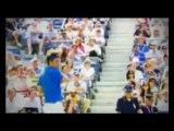 Mikhail Youzhny v Roger Federer 2012 - ATP Tennis Live ...