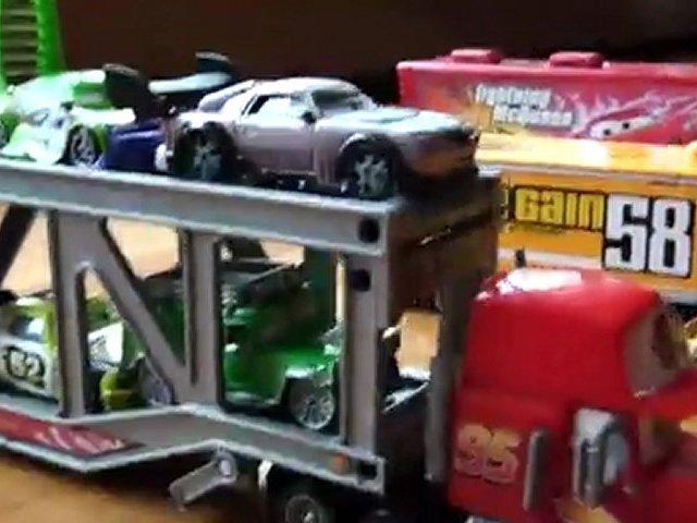 Pixar Cars The Cars Haulers