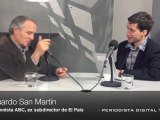 Periodista Digital entrevista a Eduardo San Martín (1-3-2012)