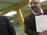 District de Seine-Saint-Denis signe une convention avec la Fédération des Clubs Citoyens