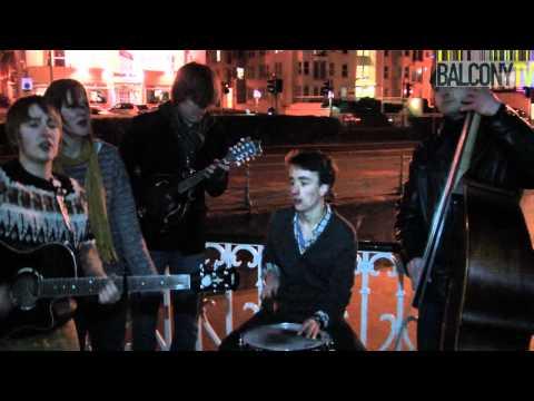 GEMA HADRIDGE AND BAND – FOREVER (BalconyTV)