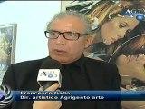 Inaugurata la VII edizione di Agrigento Arte News AgrigentoTV