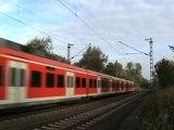 BR425 von Bad Honnef nach Linz am Rhein bei Rheinbreitbach