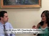Jacksonville Jaguars Cheerleader Audition Secrets!