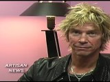 Velvet Revolver Duff McKagan Explains Singer Search
