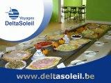 Agences de voyages DeltaSoleil à Binche, Charleroi, Mons, Nivelles, Gilly, Fleurus, La louvière et Bruxelles