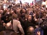 SIA 2012 : cohue Marine Le Pen