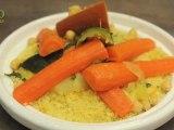 Couscous aux légumes - 750 Grammes