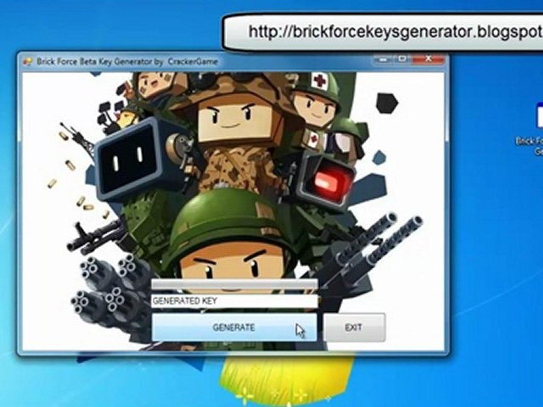 Brick Force Beta Key Generator Free Download Video Dailymotion