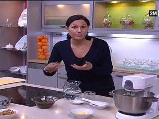 Choumicha - Brioches au Chocolat et Gâteaux au semoule
