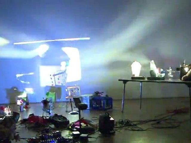 John Williams, « Record Projection » - Nouveau festival / 3ème édition