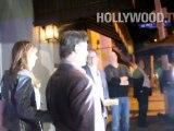Bruce Willis, Emma Heming, Sylvester Stallone, Jennifer Flyn double date