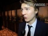"Robert De Niro, Paul Dano, Olivia Thirlby at ""Being Flynn"" screening"