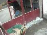 فري برس حماه المحتلة آثار القصف العشوائي على مدينة مورك 2 3 2012