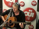 Rodolphe Burger - Velvet Underground Cover - Session Acoustique OÜI FM