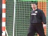 Les Aixois avant Dijon (AIx Handball)