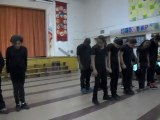"""""""Just Like a Wavin Flag"""" Performed by Ms. Harry's Class"""