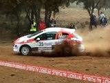 Rallye terre ouest provence 2012