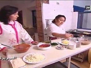 Chhiwat choumicha lasagne et tagliatelle essaouira chhiwat bladi