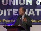Carl Lang - Meeting de l'Union de la Droite Nationale - Paris, 3 mars 2012