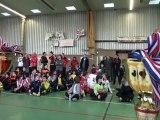Tournoi de foot en salle à Baraqueville, organisé par Espoir Foot 88