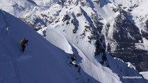 Pointe Ronde massif du Mont-Blanc arête Nord Est et face Nord