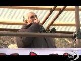 No Tav, Alberto Perino spiega le ragioni della protesta- VideoDoc. Il leader dei No Tav alla manifestazione nei boschi di Giaglione