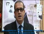 السيد محمد ابو ضمير مدير مهرجان الفيلم الروائي بوجدة في تصريح لوجدة سيتي