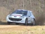 G. Bonnefis - Rallye Terre Ouest Provence - Essais
